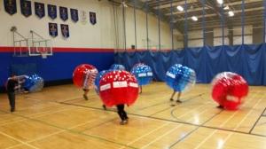 Bubble Soccer - Grade 8 Friday Activity - 25