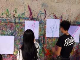 Antonio painting
