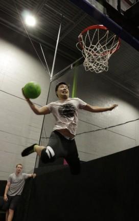 trampoline 26