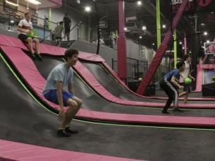 trampoline 28